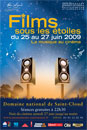 #A74# -  Domaine national de Saint-Cloud - Films sous les �toiles  - 2009