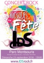 #A120# -  Parc Montsouris - Kiosques en F�te : Issue De Secours - 2018