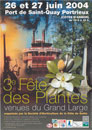 #C6# -  3e f�te des plantes venues du grand large : Louisiane  - 2004