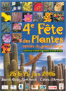 #C12# -  4e f�te des plantes venues du grand large : Mexique - 2005