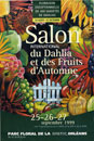 #C21# - Parc floral de la Source - Salon international du Dahlia et des fruits d'automne - 1999