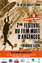 Jardins d'Argences - 7e Festival du film muet d'Argences, Jardins sans paroles :